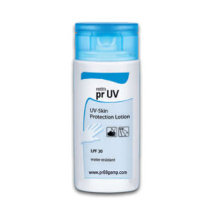 prUV-Ultra-Violet-Skin-Protection-125ml-bottle: Gamp Inc